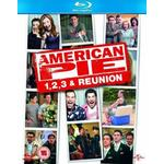 American Pie/ American Pie 2/ American Pie - The Wedding/ American Pie: Reunion [Blu-ray] [Region Free]